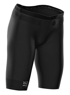 Compressport Under control compression tri short black women