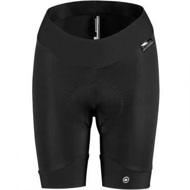 Assos Uma GT Half evo cycling shorts black women