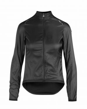 Assos Uma GT wind jacket black women