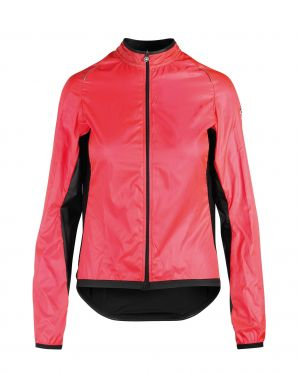 Assos Uma GT wind jacket roze women