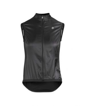 Assos Uma GT wind vest black women