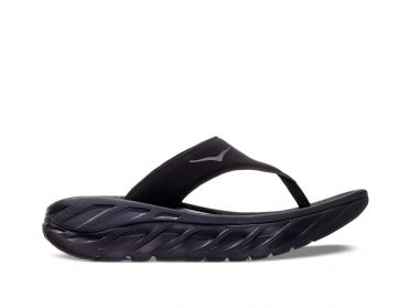 Hoka One One ORA Recovery Flip black women