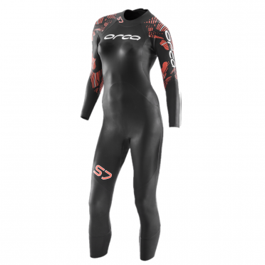 Orca S7 full sleeve wetsuit women
