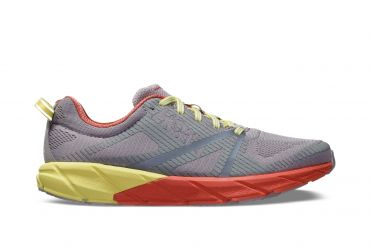 Hoka One One Tracer 2 running shoes grey women
