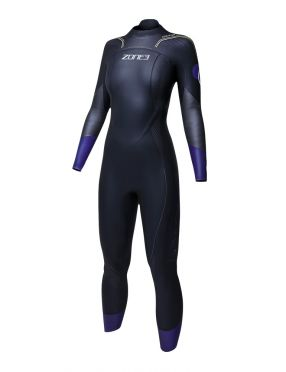 Zone3 Aspire used wetsuit women size XL