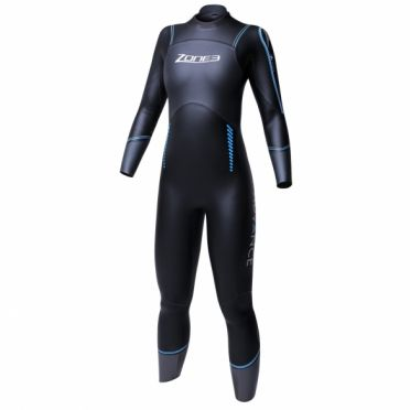 Zone3 Advance demo wetsuit (2017) women size ST
