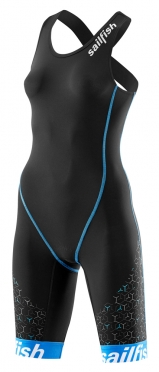 Sailfish Trisuit Pro black/blue women