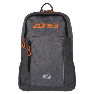 Zone3 Workout backpack grey/orange