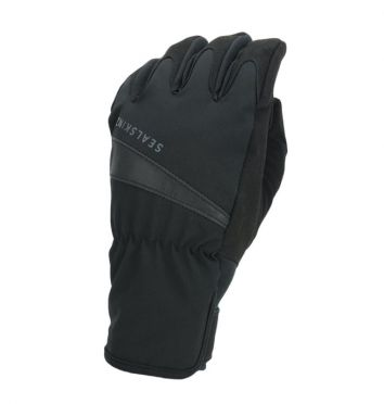 SealSkinz All weather cycling gloves black