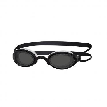 Zoggs Fusion Air goggles black - dark lens