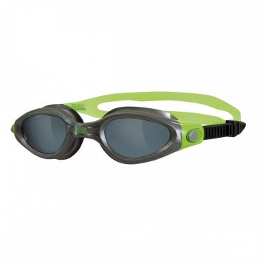 Zoggs Phantom elite goggles green