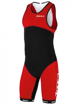 Zone3 Aeroforce Sub 220 tri suit back zip men