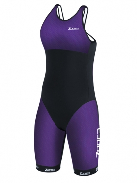 Zone3 Aeroforce tri suit back zip women