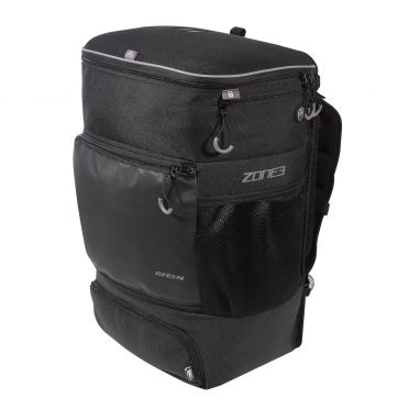 Zone3 Transition backpack with helm compartment