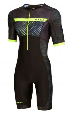 Zone3 Activate plus short sleeve trisuit Revolution men