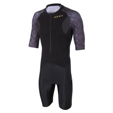 Zone3 Lava short sleeve trisuit men