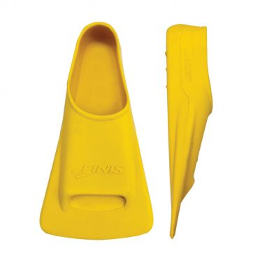 Finis Zoomers gold fins yellow