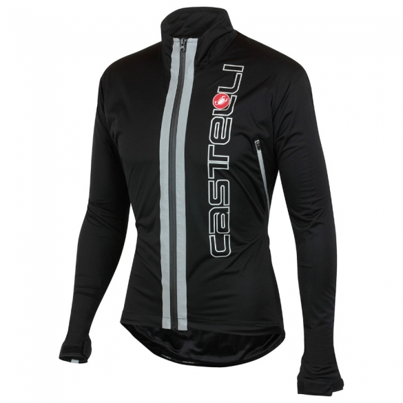 Castelli Confronto jacket black mens 13023-010 2015  CA13023-010(2015)