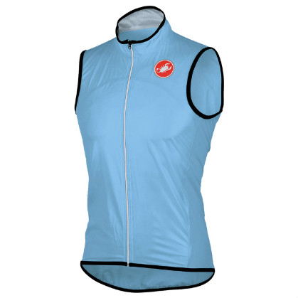 Castelli Sottile due vest blue mens 13088-059  CA13088-059(2015)