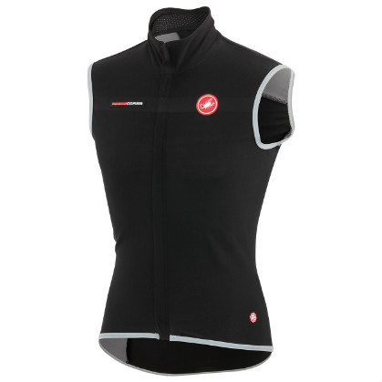 Castelli Fawesome 2, gabba windvest black mens 14514-010  CA14514-010