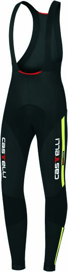 Castelli Sorpasso bibtight mens black/yellow-fluo 10510-321  CA10510-321-1