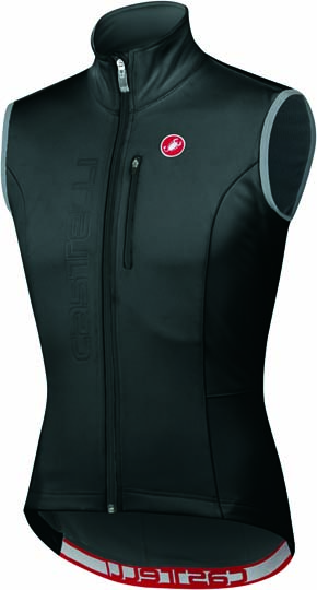 Castelli isterico windvest black/anthracite mens 11504-910  CA11504-101
