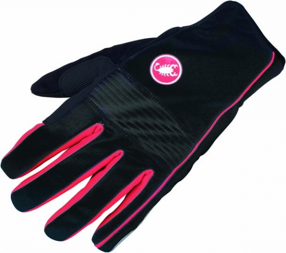 Castelli Chiro 3 glove black/red 14533-231  CA14533-231