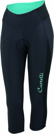 Castelli Illumnia knicker anthracite/blue women 14565-066  CA14565-066