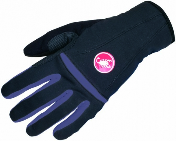Castelli Cromo cycling glove black/violet women 14571-061  CA14571-061