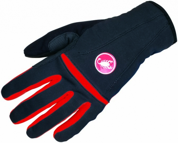 Castelli Cromo cycling glove black/red women 14571-231  CA14571-231