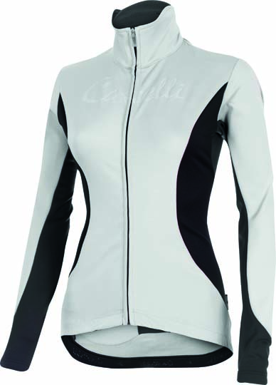 Castelli Trasparente due W cycling jersey white ladies 15560-001  CA15560-001