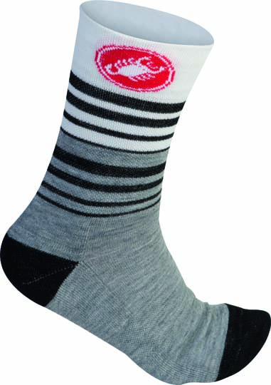 Castelli Righina 13 cycling sock grey women 15576-004  CA15576-004