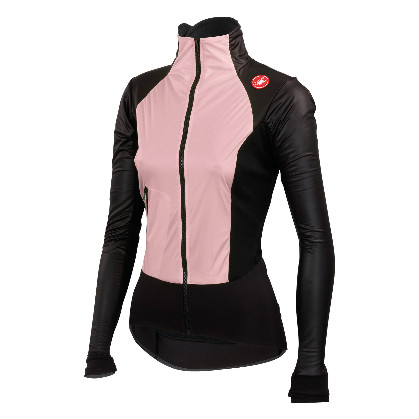 Castelli Cromo light W cycling jacket rose/black ladies 14555-019  CA14555-019