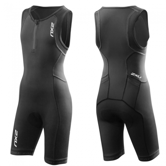 2XU G:2 Active tri suit black youth CT3106d 2015  CT3106d