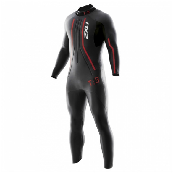 2XU T:3 team used wetsuit men size M  WW2063cGEBRUIKT