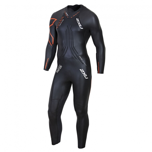 2XU Ignition wetsuit men size MT  MW3812c