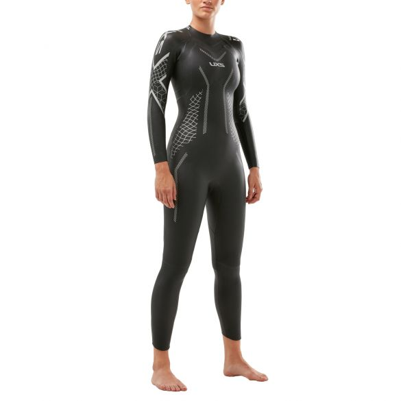 2XU P:2 Propel full sleeve wetsuit women  WW4993c-BLK/XGO