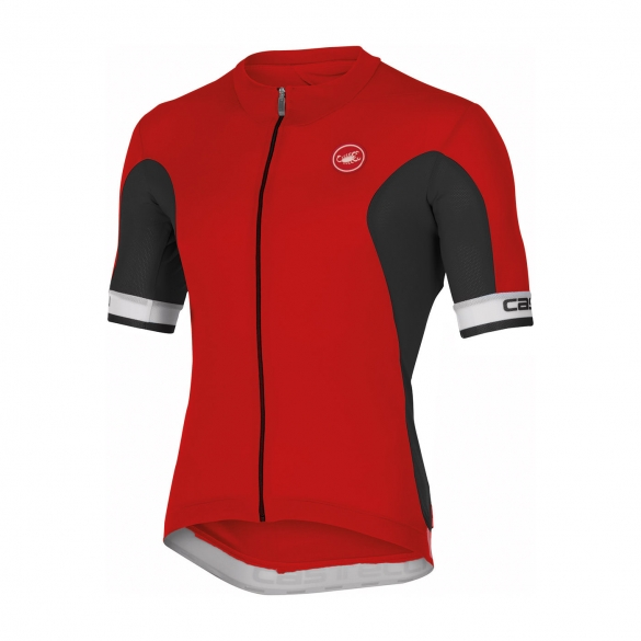 Castelli Volata jersey red men 14014-023  CA14014-023