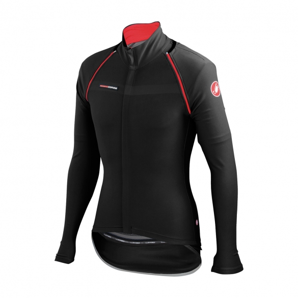Castelli Gabba 2 convertible jacket black mens 14512-010  CA14512-010