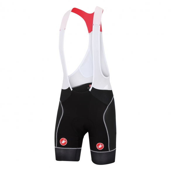 Castelli Free aero race bibshort black/white men 15003-101  CA15003-101