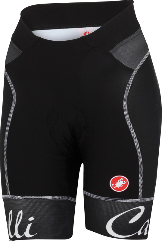 Castelli Free aero W short black women 15045-010  15045-010