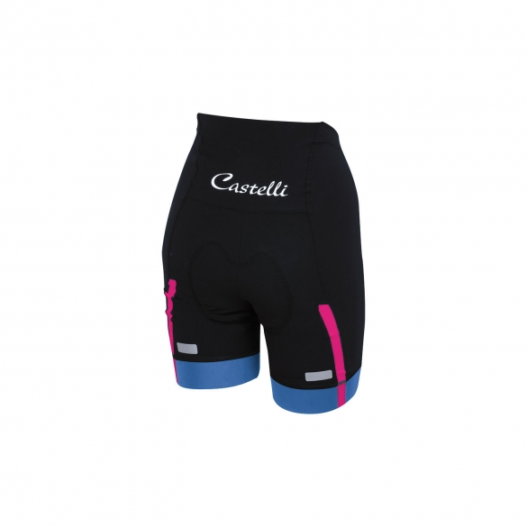 Castelli Velocissima W short black/blue women 15047-071  CA15047-071