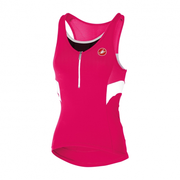 Castelli Regina top raspberry women 15051-011  CA15051-011