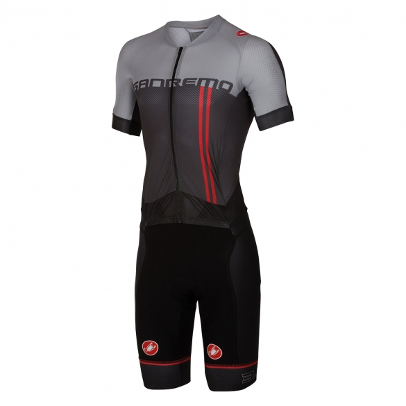 Castelli Sanremo 3.2 speed suit anthracite/grey men 16000-009  CA16000-009
