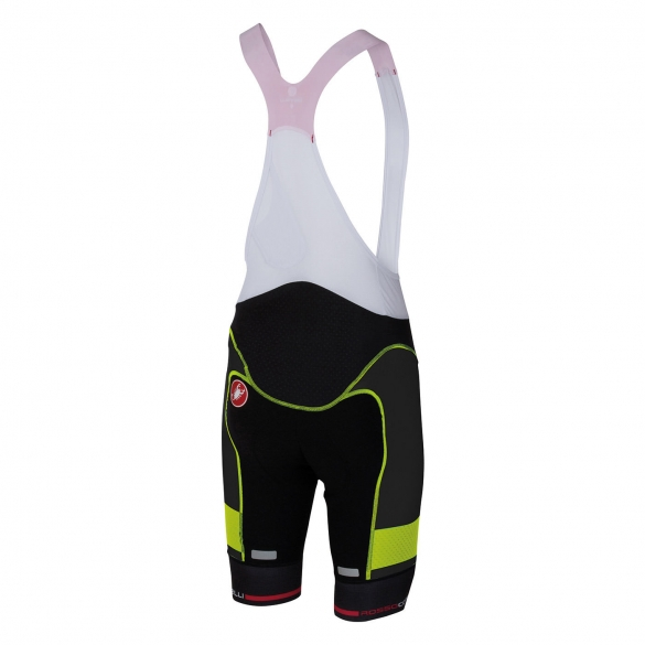 Castelli Free aero race bibshort kit version black/yellow men 16002-321  CA16002-321