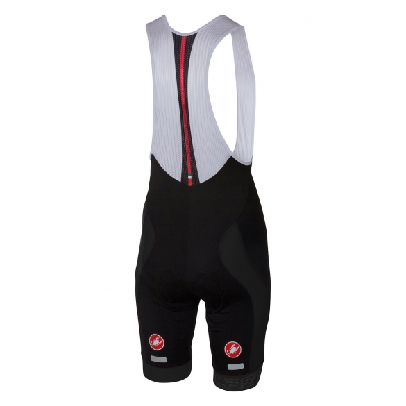 Castelli Velocissimo bibshort black men 16003-010  CA16003-010