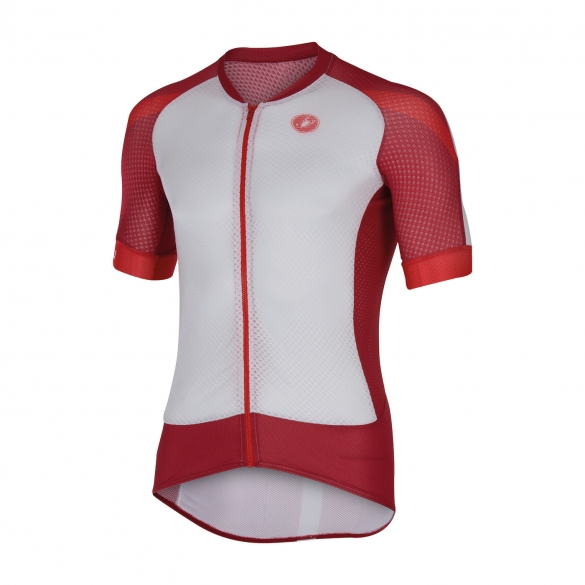 Castelli Climber's 2.0 jersey white/red men 16009-001  CA16009-001