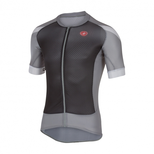 Castelli Climber's 2.0 jersey Anthracite/grey men 16009-009  CA16009-009
