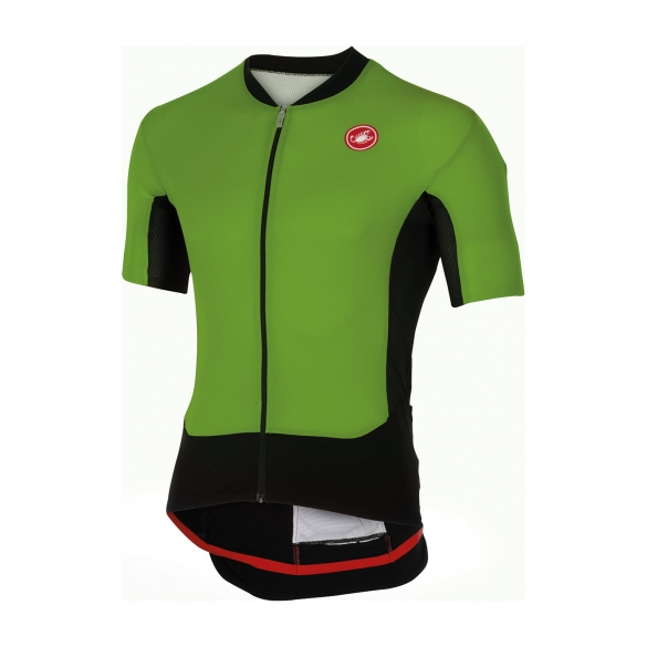 Castelli Rs superleggera jersey green men 16010-038  CA16010-038