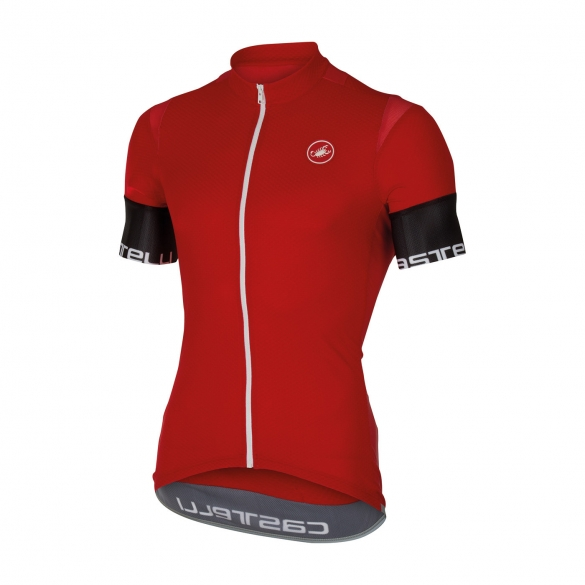 Castelli Entrata 2 jersey red men 16013-023  CA16013-023